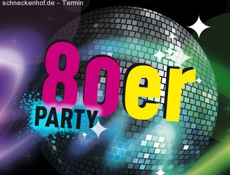 Termin anzeigen for 80er party dekoration