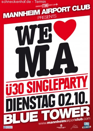 We love mannheim - single party